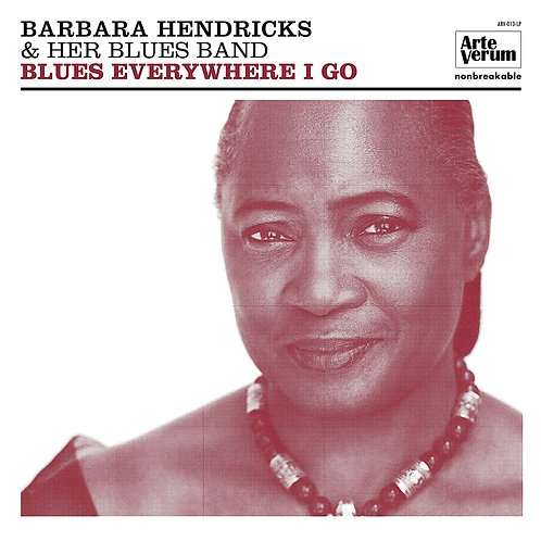 Barbara Hendricks Blues Everywhere Vinyle