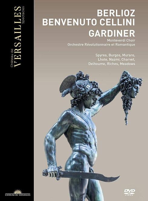 BERLIOZ: Benvenuto Cellini Gardiner DVD