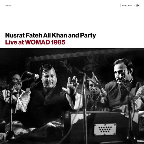 Nusrat Fateh Ali Khan and Party Live at Nomad 1985