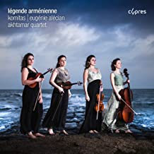 LEGENDE Arménienne Akhtamar Quartet