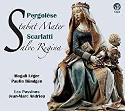 Pergolèse Scarlatti Stabat mater Magali Léger
