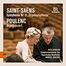SAINT-SAENS: Symphonie 3 Mariss jansons