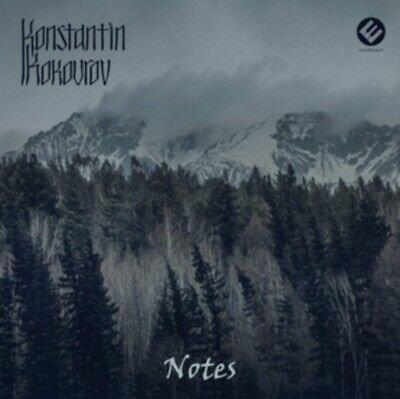 Konstantin Kokourov Notes Piano Solo