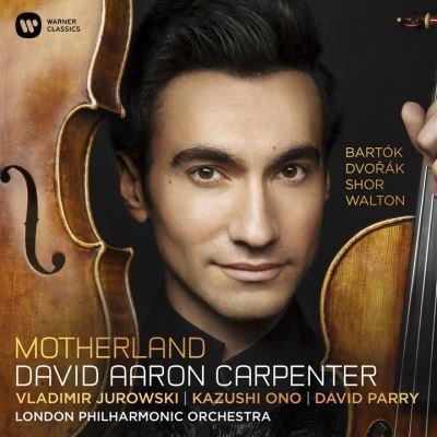 David Aaron Carpenter Motherland LSO Vladimir Jurowski