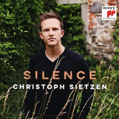 Silence Christoph Sietzen Marimba and Percussion clemens Hagen/Bogdan Bacanu