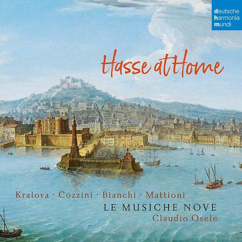 Hasse at Home Le Musiche Nove