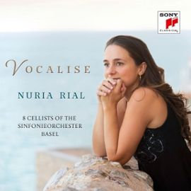 Nuria Rial Vocalise 8 Cellists of the Sinfonieorchester Basel