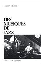 Des musiques de jazz