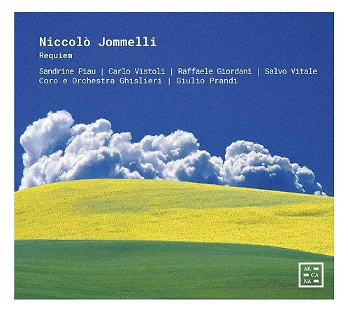 Niccolo JOMMELLI: Requiem