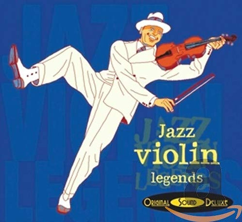 Jazz Violin legends