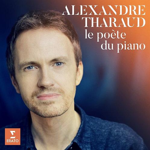 Alexandre Tharaud-Le Poète du Piano Coffret 3 CDS