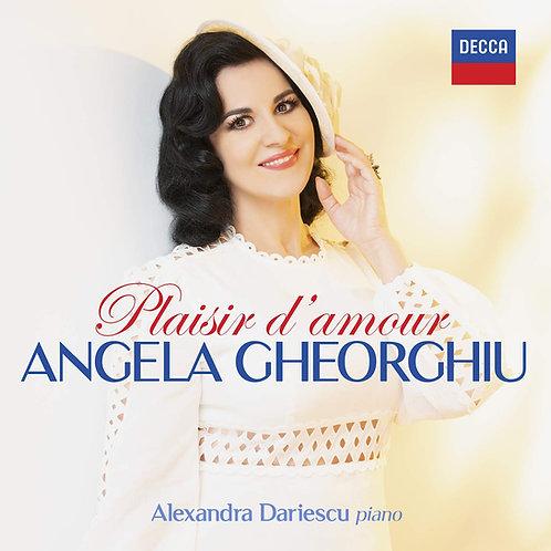 Angela Gheorghiu Plaisir d'Amour Alexandra Darlescu