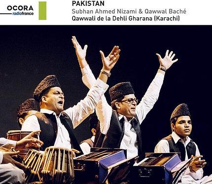 Pakistan Subhan Ahmed Nizami & Qawwal Baché