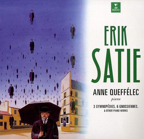 Anne Quéffelec Satie les Gymnopédies Vinyle
