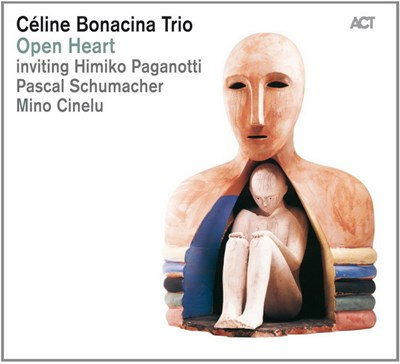 Céline Bonacina Trio Open Heart inviting HimikoPaganotti/Pascal Schumacher/Mino