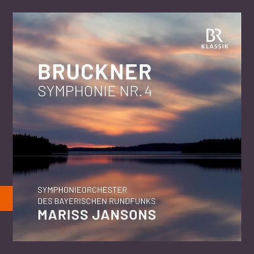BRUCKNER: Symphonie 4 Mariss Jansons