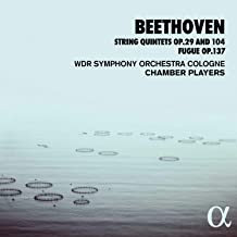 BEETHOVEN Strings quintet Symphony Orchestra Cologne Chamber Players