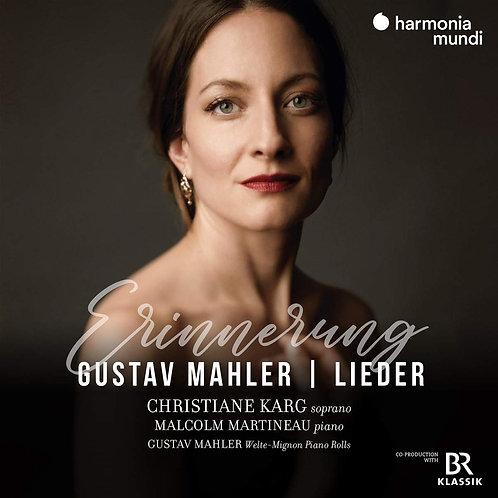 Christiane Karg Mahler Lieder