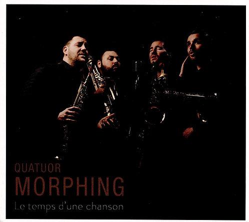 Quatuor Morphing le Temps d'une chanson