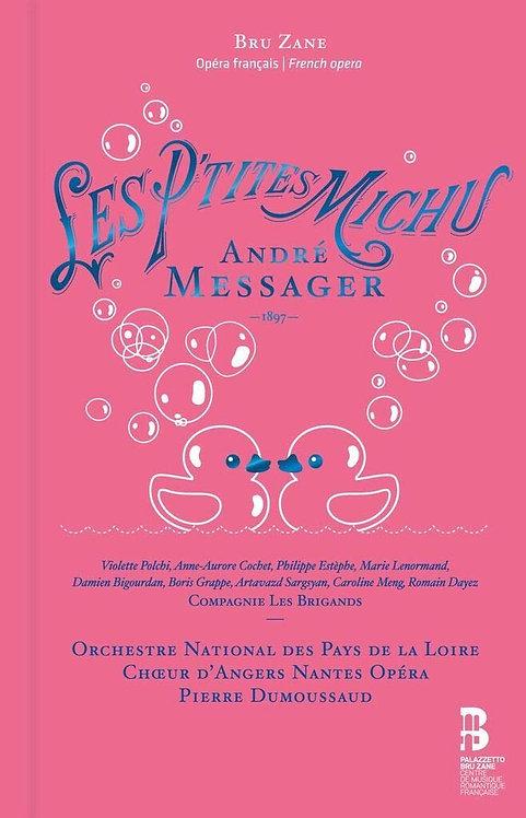 André Messager les P'tites Michues Orchestre National des Pays de la Loire