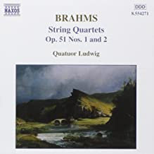 BRAHMS Quintet clarinet quatuor Ludwig