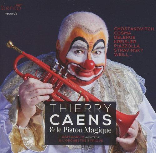 Thierry Caens & le Piston Magique