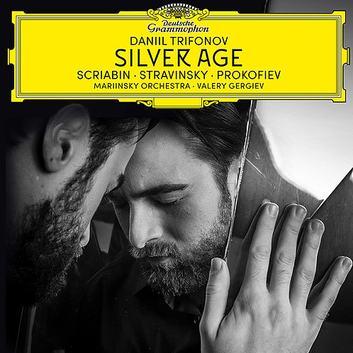 Daniil Trifonov Silver age Scriabin/Stravinsky/Prokofiev
