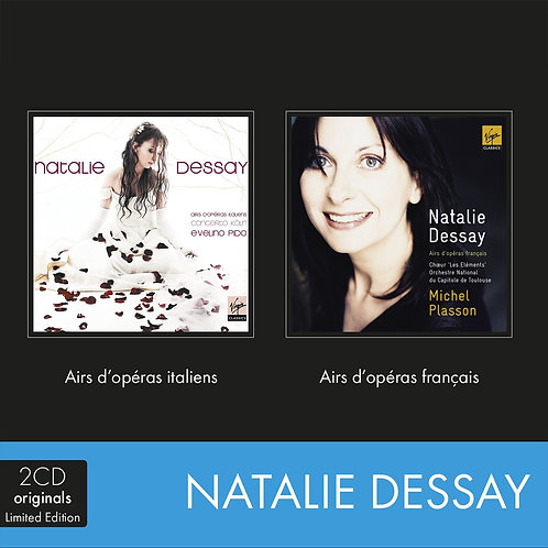 Nathalie Dessay Coffret Airs d'Opéras italiens et français