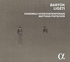 Bartok - Ligeti Ensemble Intercontemporain