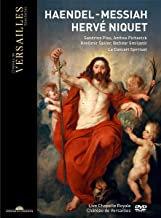 HAENDEL Messiah Hervé Niquet DVD
