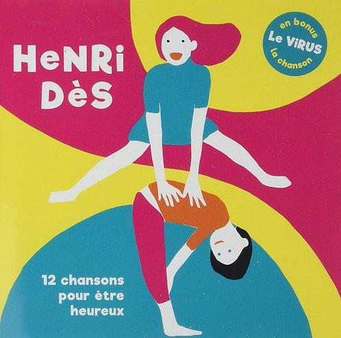 Enfant HENRI DES 12 CHANSONS POUR ETRE HEUREUX