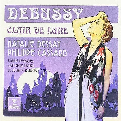 Debussy Clair de Lune Natalie Dessay-Philippe Cassard
