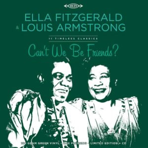 Ella Fitzgerald & Luois Armstrong Can'tWe Be fr vinyle DDay