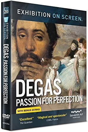 Degas passion pour la perfection