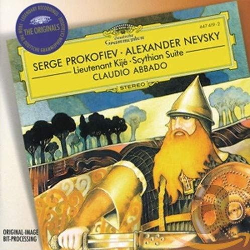 C. ABBADO - PROKOFIEV: ALEXANDER NEVSKY;