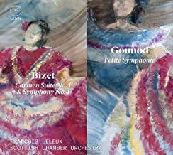 BIZET/GOUNOD: Symphonie N°1, Suite, Petite Symphonie François Leleux