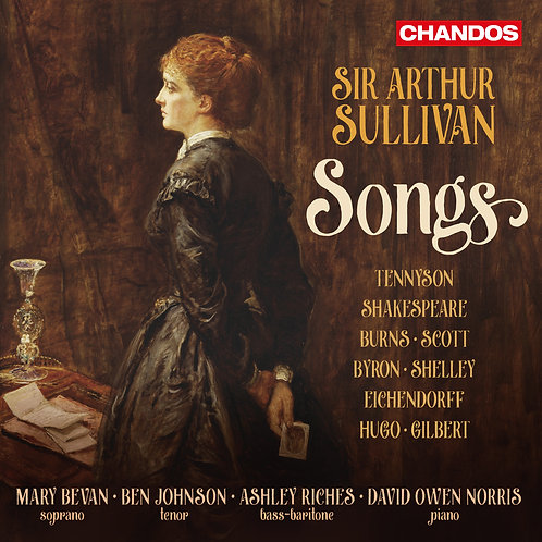 Sir Arthur Sullivan Songs