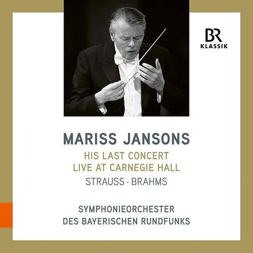 Mariss Jansons His last concert live at Carnegie Hall