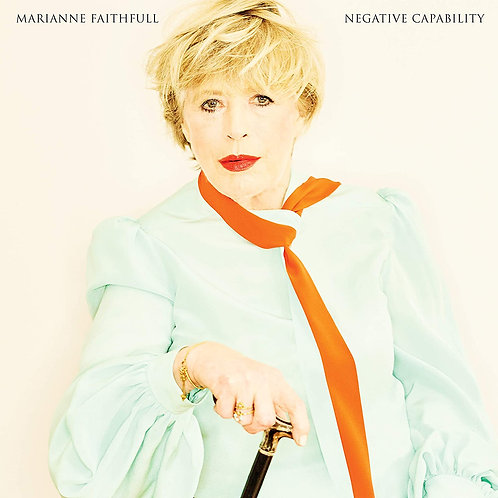Marianne Faithfull Negative Capability Soldes