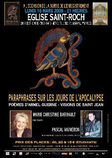 DVD MC Barrault Pascal Vigneron Visions de St Jean