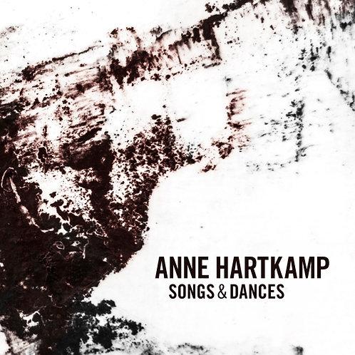 Anne Hartkamp Songs & Dances