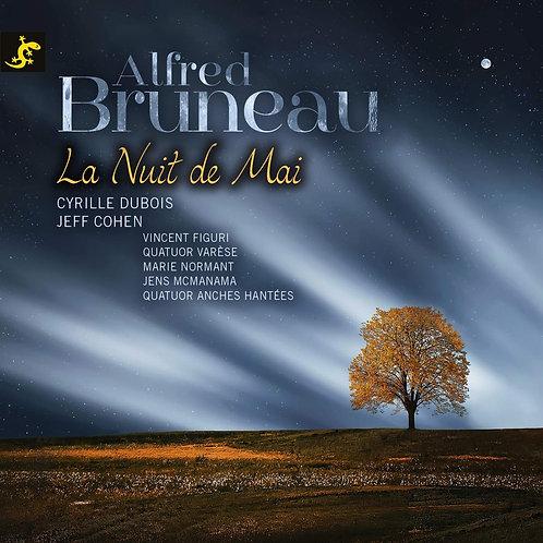 BRUNEAU, Alfred / La nuit