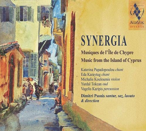 Dimitri Psonis Synergia Musique de Chypre