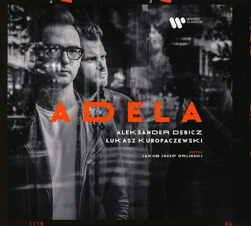Adela Aleksander Debicz/Lukasz Kuropaczewski with Jakub Jozef Orlinski