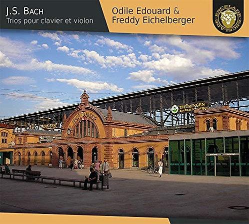 JS Bach Trios Odile Edouard Freddy Eichelberger