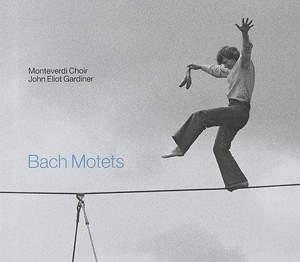 JE Gardiner JS Bach Motets