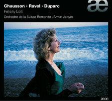 Felicity Lott Chausson-Ravel-Duparc Orchestre de la Suisse Romande Armin Jordan