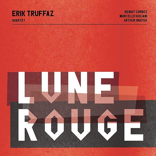 Eric Truffaz Lune rouge Vinyle