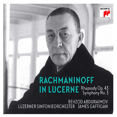 Abduraimov/Rachmaninoff in Lucerne