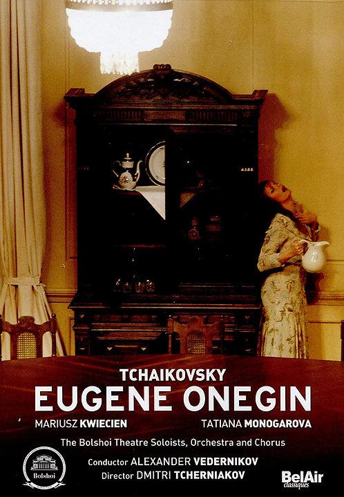 Eugen Onegin Tchaikovsky Tcherniakov DVD